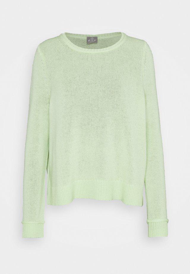 Sweter - limelight