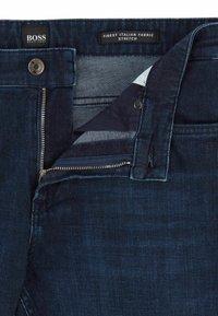 BOSS - DELAWARE3 - Slim fit jeans - dark blue - 5