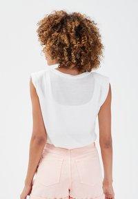 Cache Cache - T-shirt print - white - 2