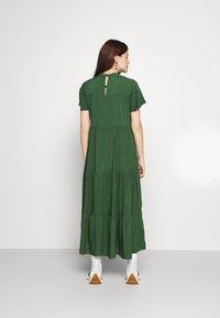 Trendyol - Maxi dress - emerald green - 2
