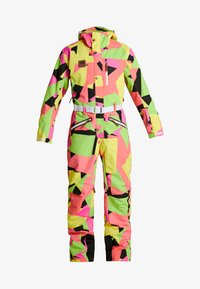 OOSC - HOLD YOUR COLOUR - Snow pants - multi-coloured - 5