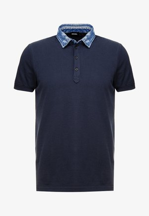 MILES NEW  - Polo shirt - blue