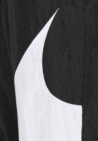 Nike Sportswear - PANT - Spodnie treningowe - black/anthracite/white - 5