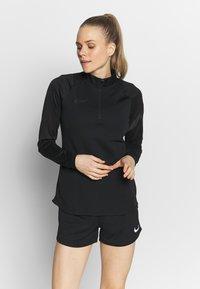 Nike Performance - DRY - Treningsskjorter - black/anthracite - 0