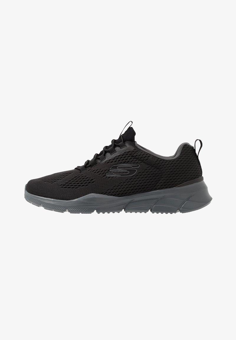 Skechers Sport - EQUALIZER 4.0 - Sneaker low - black/hot melt/charcoal