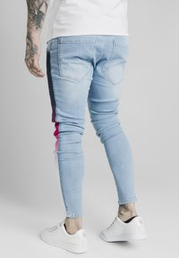 SIKSILK - Slim fit jeans - light blue - 2