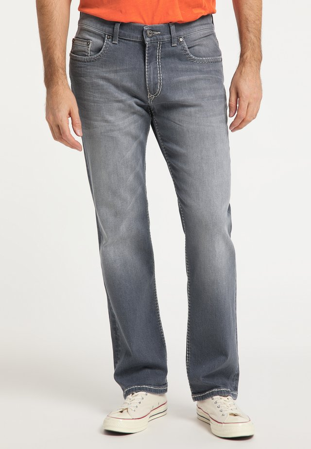 Straight leg jeans - grey used