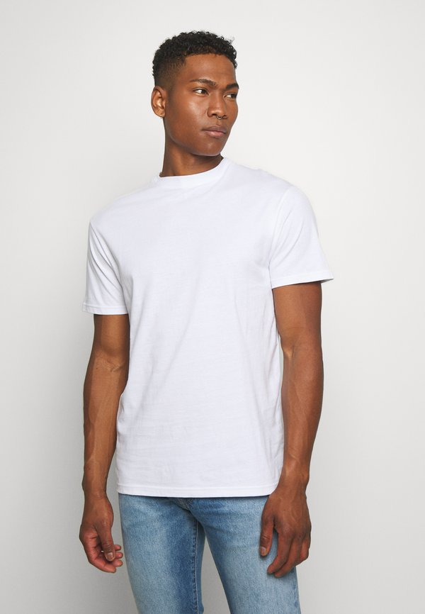 Newport Bay Sailing Club MULTI TEE AUTUMN 3 PACK - T-shirt basic - multi/biały Odzież Męska DRXV