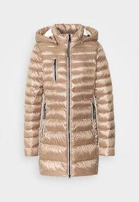 Light jacket - karamell
