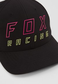 Fox Racing - NEON MOTH FLEXFIT HAT - Cap - black - 2