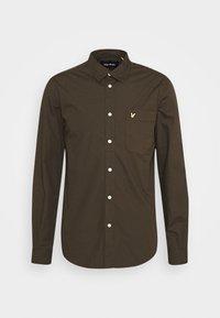 RIPSTOP - Shirt - trek green