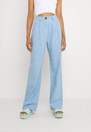 HARRIET PANT - Flared jeans - dusk blue