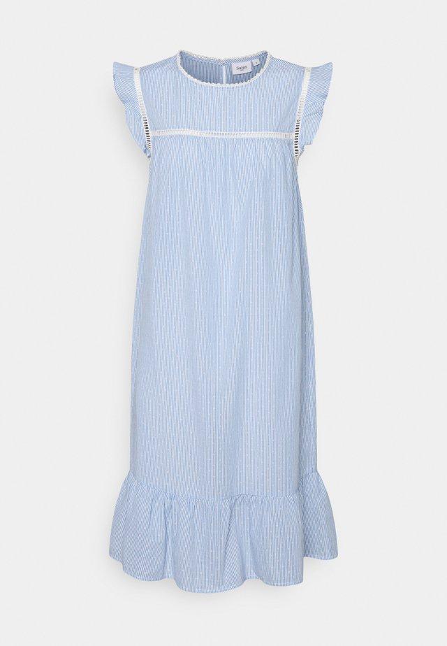 AFIA DRESS - Day dress - cerulean
