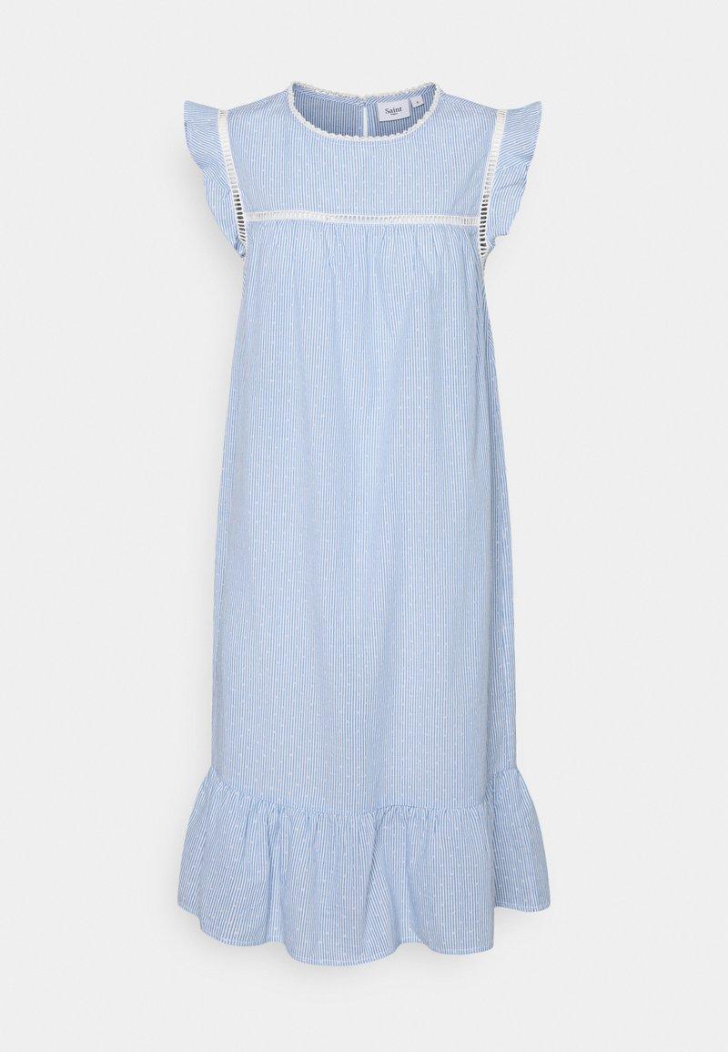 Saint Tropez - AFIA DRESS - Vestido informal - cerulean
