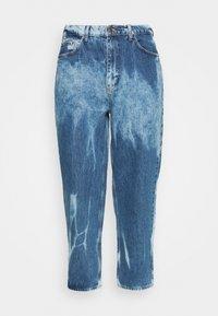 BDG Urban Outfitters - Straight leg -farkut - blue - 3