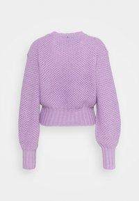 Sportmax Code - PEDINA - Sweter - lilac - 1