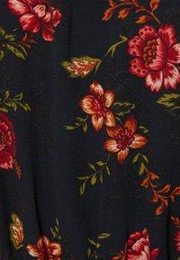 ONLY - ONLNOVA LUX SMOCK DRESS - Sukienka letnia - black - 6