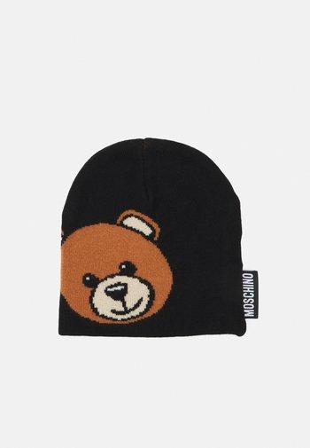 HAT ADDITION UNISEX - Beanie - black