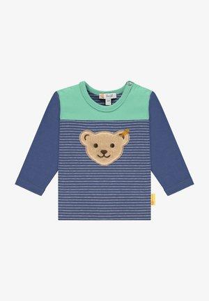 Sweatshirt - deep cobalt