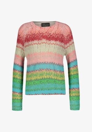 FADED STRIPES - Jumper - multicolor