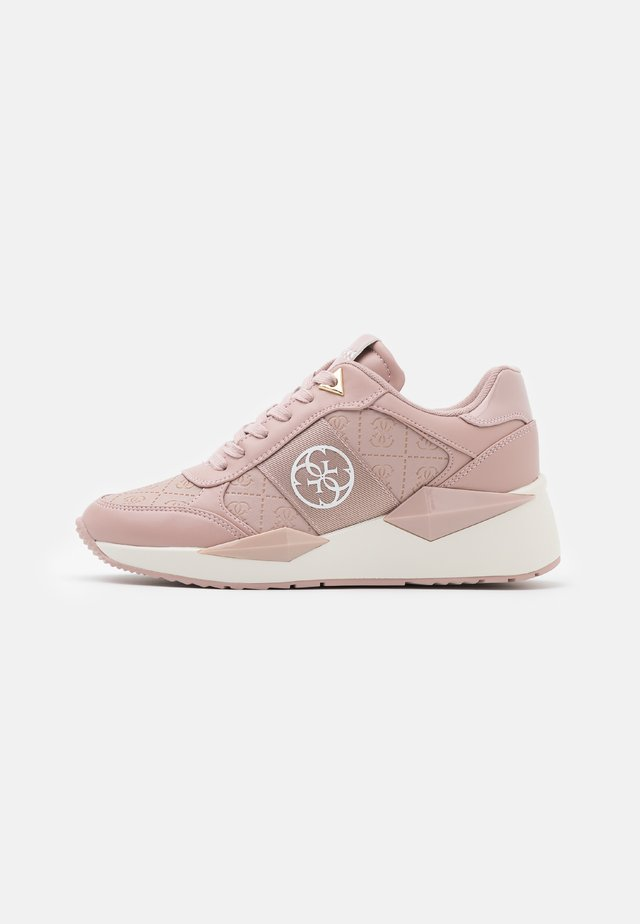 TESHA - Sneakers basse - blush