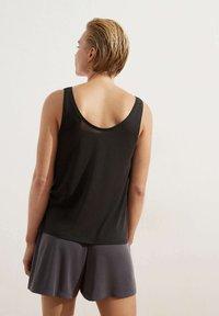 OYSHO - Shorts - dark grey - 2