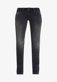 LTB - Jeans slim fit - dark-blue denim - 4