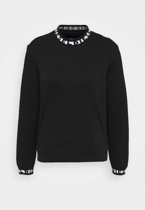 SWELLY - Sweatshirt - black