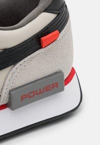Puma - FUTURE RIDER SUPER MARIO UNISEX - Trainers - gray - 5