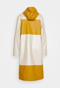 Ilse Jacobsen - TRUE RAINCOAT - Waterproof jacket - platin - 1
