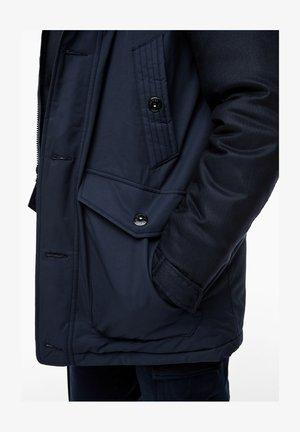 IM FABRIC MIX - Winter coat - dark blue