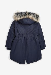Next - Winter coat - blue - 1