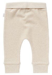 Noppies - BABY COMFORT NAURAL UNISEX - Trousers - off white - 1