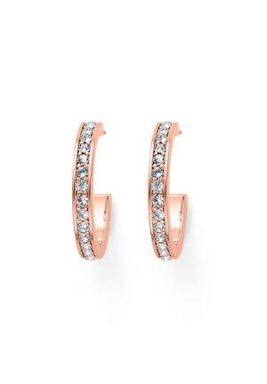 NOW - Earrings - rosegold