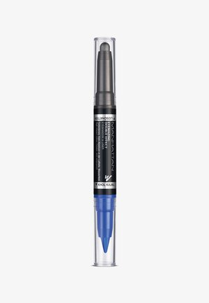 EYEMAZING DOUBLE EFFECT EYESHADOW & LINER - Eye shadow - 004 cobalt storm