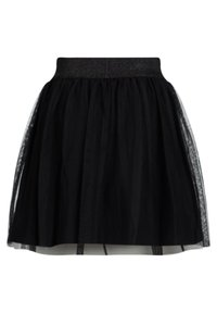 WE Fashion - MEISJES TULE - Minirok - black - 2