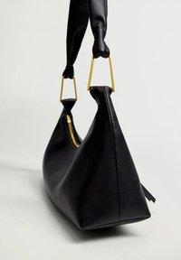 Mango - SOCHI - Handbag - noir - 3