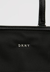 DKNY - CASEY LARGE TOTE - Shopping bags - black - 7