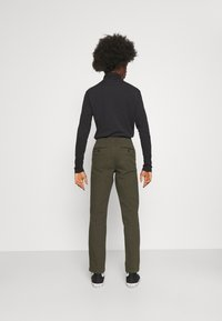 Selected Homme - Chino kalhoty - forest night - 2