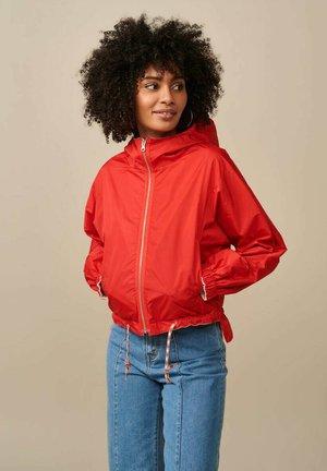 Summer jacket - rot  zartrosa