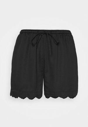 JANE SHORTS - Pantalón de pijama - black