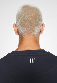 11 DEGREES - MERCURY - Sweatshirt - navy - 5