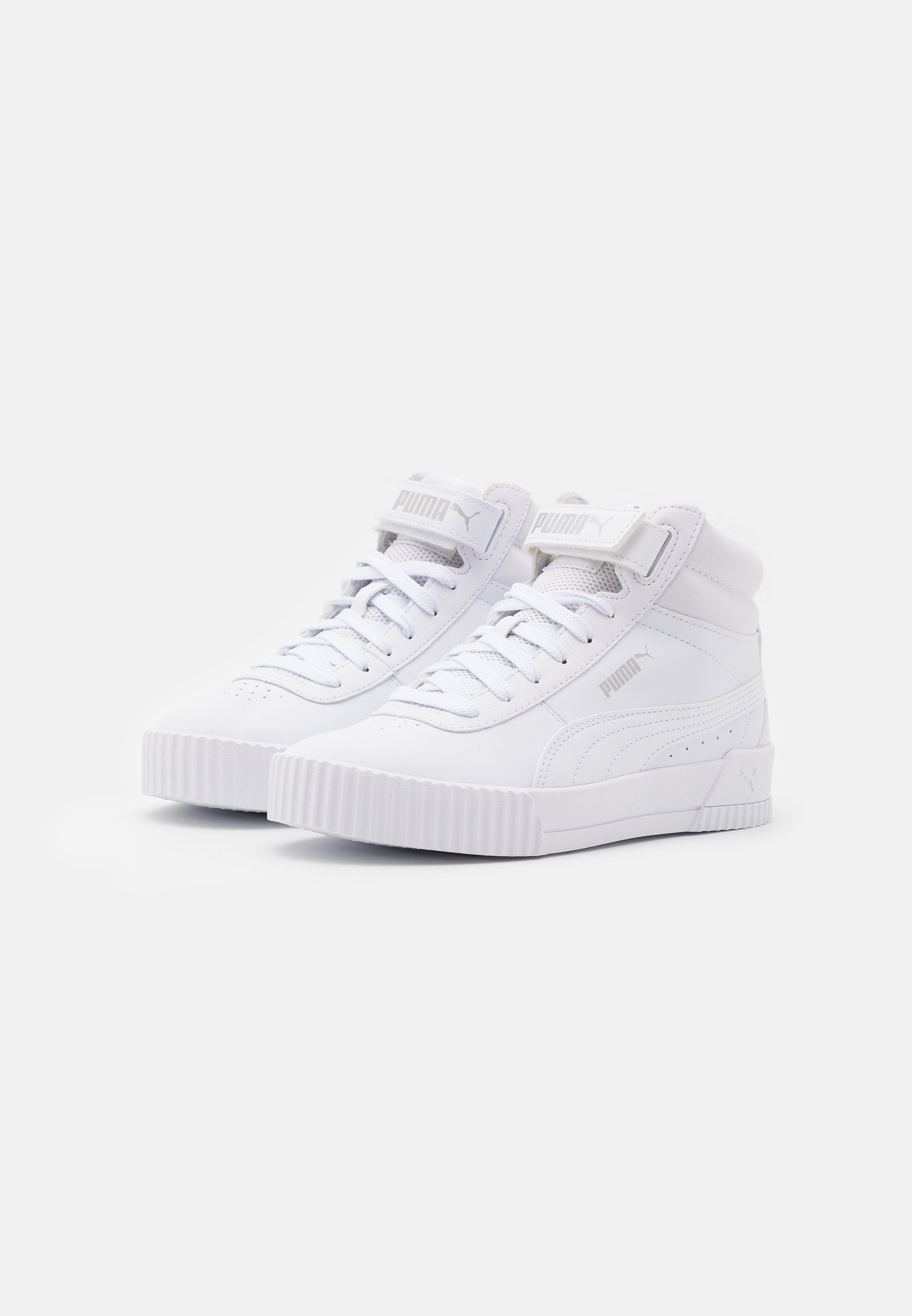 Women CARINA MID - High-top trainers - white
