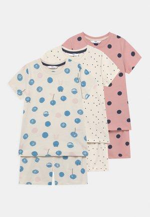 SPOT 3 PACK  - Pyjama set - multi-coloured