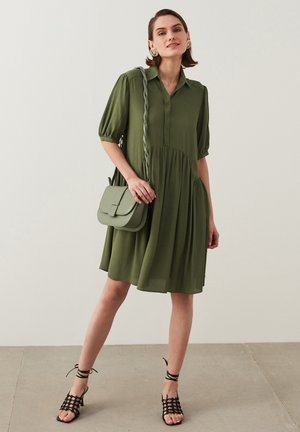 Day dress - d.khaki