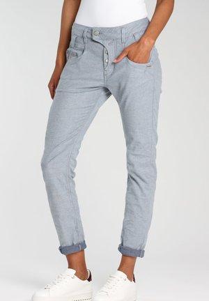 Slim fit jeans - bluegrey