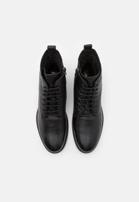 Geox - TERENCE - Lace-up ankle boots - black - 3