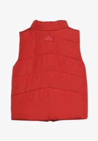 mothercare - BABY GILET - Waistcoat - red - 1