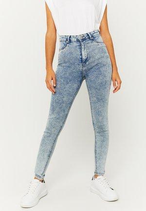Jeansy Skinny Fit - blu