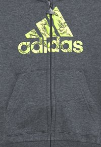 adidas Performance - FAVOURITES TRAINING SPORTS TRACKSUIT BABY SET - Trainingspak - grey - 3